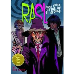 RASL: The Fire of St. George, Full Color Paperback Edition