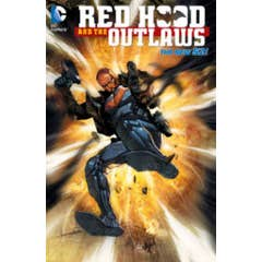 Red Hood and the Outlaws Vol. 5: The Big Picture (The New 52)