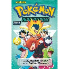 Pokemon Adventures (Gold and Silver), Vol. 12
