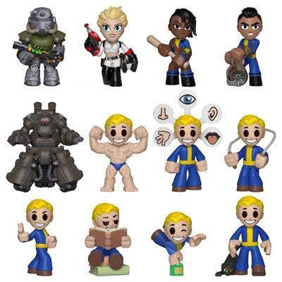 Fallout Mystery Mini Figure