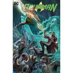 Aquaman Vol. 4: Echoes of a Life Lived Well