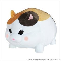 Fat Cat Plush Toy Figure