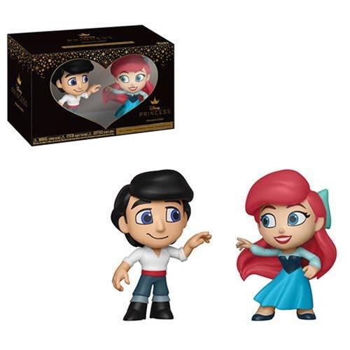 Eric & Ariel Mini Vinyl Figure 2-Pack