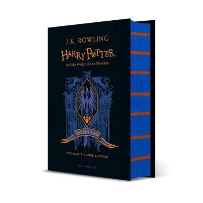 Harry Potter and the Order of the Phoenix - Ravenclaw Edition