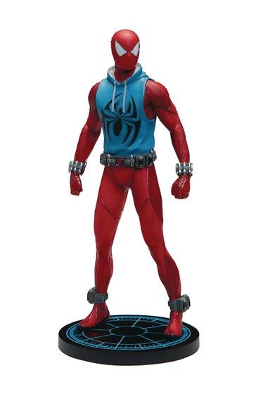 Marvel Armory Spider-man Scarlet Spider 1/10 Resin Statue