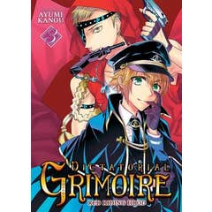 Dictatorial Grimoire: Red Riding Hood: v.3