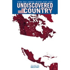 Undiscovered Country Volume 1