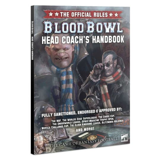 Head Coach's Rules & Accessories Pack