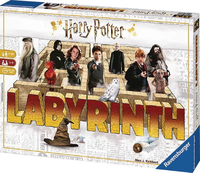 Harry Potter Labyrinth Game