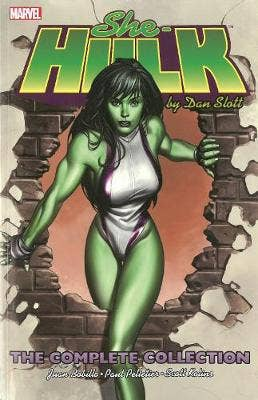 She-Hulk Complete Collection ( 1)