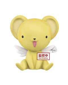 Cardcaptor Sakura Clear Card Fluffy Puffy Kero Fig