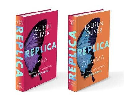 Replica: From the bestselling author of Panic, soon to be a major Amazon Prime series
