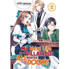 My Next Life as a Villainess: All Routes Lead to Doom! (Manga) Vol. 2
