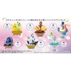 Pokemon Gemstone Collection Trading Figure