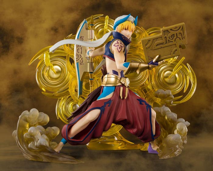 Fate Grand Order Absolute Gilgamesh Figuarts Zero Fig