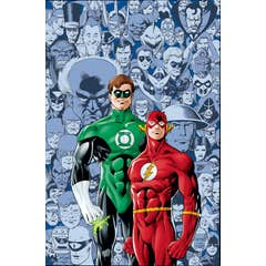 The Flash/Green Lantern: The Brave and the Bold: Deluxe Edition