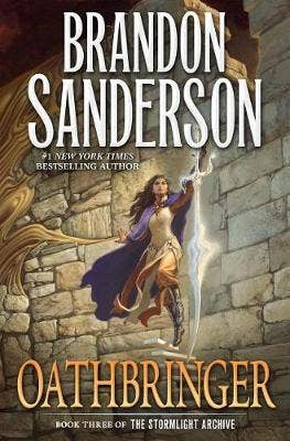 Oathbringer: Book Three of the Stormlight Archive
