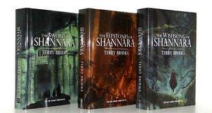 Shannara Trilogy, Complete Set, Limited Edition HC
