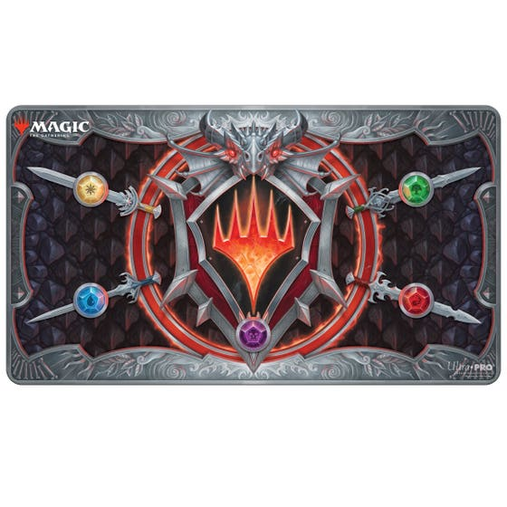 Adventures in the Forgotten Realms Stitched Play Mat