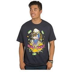 Gremlin D.Va Premium T-Shirt (L)