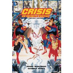 Crisis on Infinite Earths: 35th Anniversary Edition
