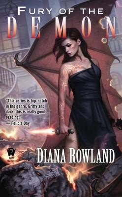 Fury of the Demon: Demon Novels, Book Six