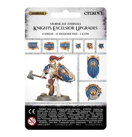 Knights Excelsior Upgrades