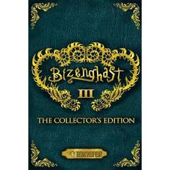 Bizenghast: The Collector's Edition Volume 3 manga: The Collectors Edition