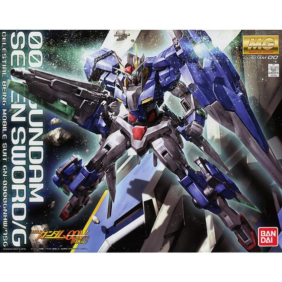 MG 00 Gundam Seven Sword/G Model Kit
