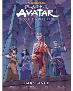 Avatar: The Last Airbender Imbalance - Library Edition