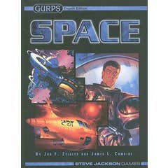 GURPS Fourth Edition Space