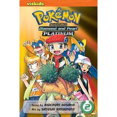 Pokemon Adventures: Diamond and Pearl/Platinum, Vol. 2