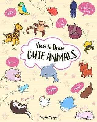 How to Draw Cute Animals, 2