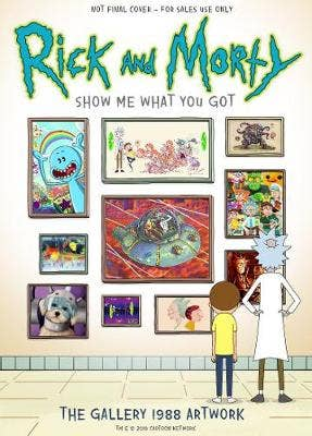 Rick and Morty: Show Me What You Got