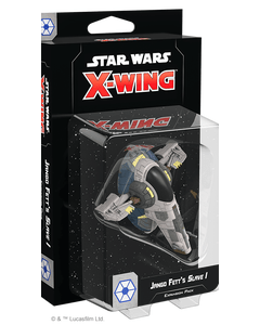 Star Wars: X-Wing (Second Edition) – Jango Fett's Slave I Expansion Pack