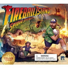 Spider Springs Expansion