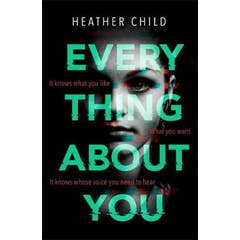 Everything About You: Discover this year's most cutting-edge thriller
