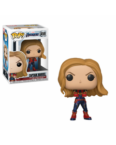 Captain Marvel POP! Marvel Vinyl Figure