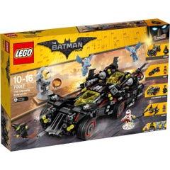 Den ultimate Batmobilen