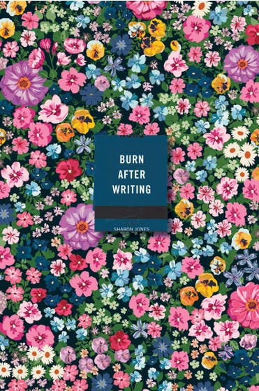 Burn After Writing (Floral)