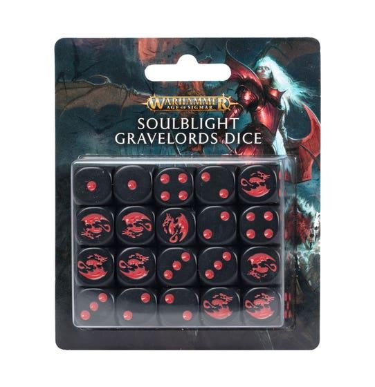 Soulblight Gravelords Dice