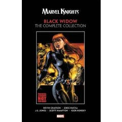 Marvel Knights: Black Widow By Grayson & Rucka - The Complete Collection