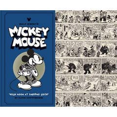 Walt Disney's Mickey Mouse Volume 3: High Noon At Inferno Gulch