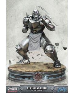 Alphonse Elric Silver Variant Statue 55 cm