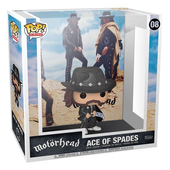 Pop Albums Motorhead Ace of Spades