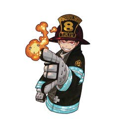 Fire Force 18