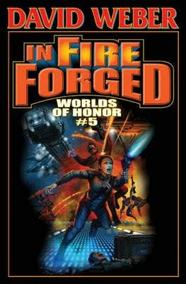 In Fire Forged:  Worlds of Honor Volume 5