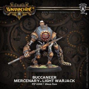 Buccaneer Light Warjack