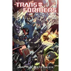 Transformers More Than Meets The Eye Volume 4