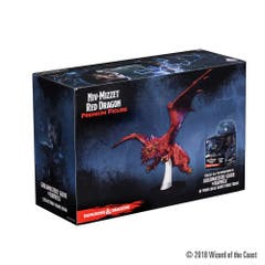 Icons of the Realms Guildmasters Guide to Ravnica Niv-Mizzet Figure